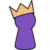 Brettspiel Krone