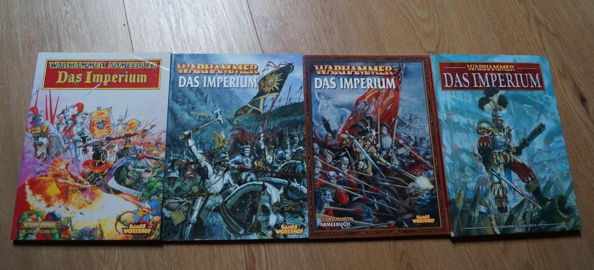 Imperiumsarmeebücher