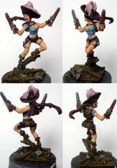 Lara Croft oder so