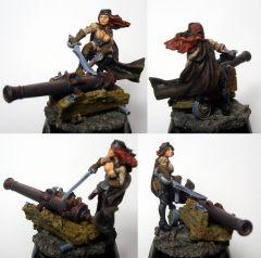 Piratin Kanone